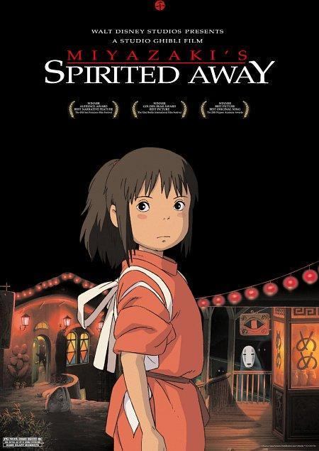 Have you seen Spirited Away?