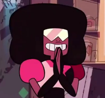 Who`s more like Garnet?