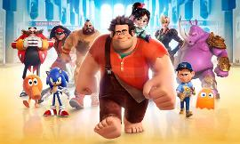 Did you enjoy the movie Wreck It Ralph?