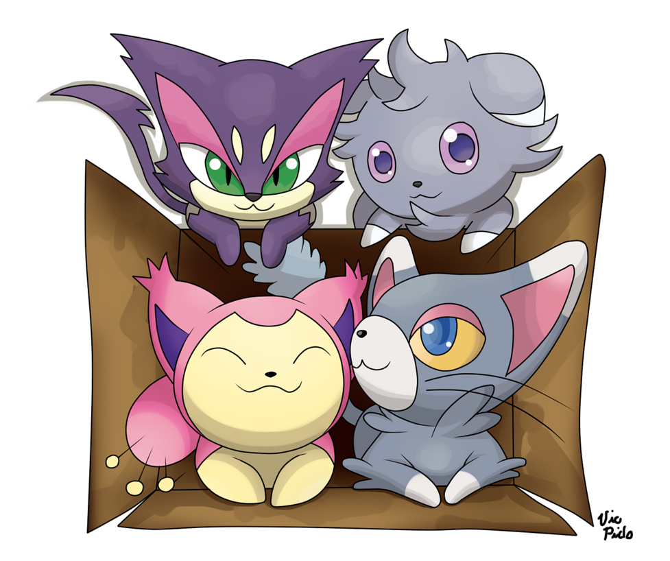 What is your favorite cat inspired pokemon?