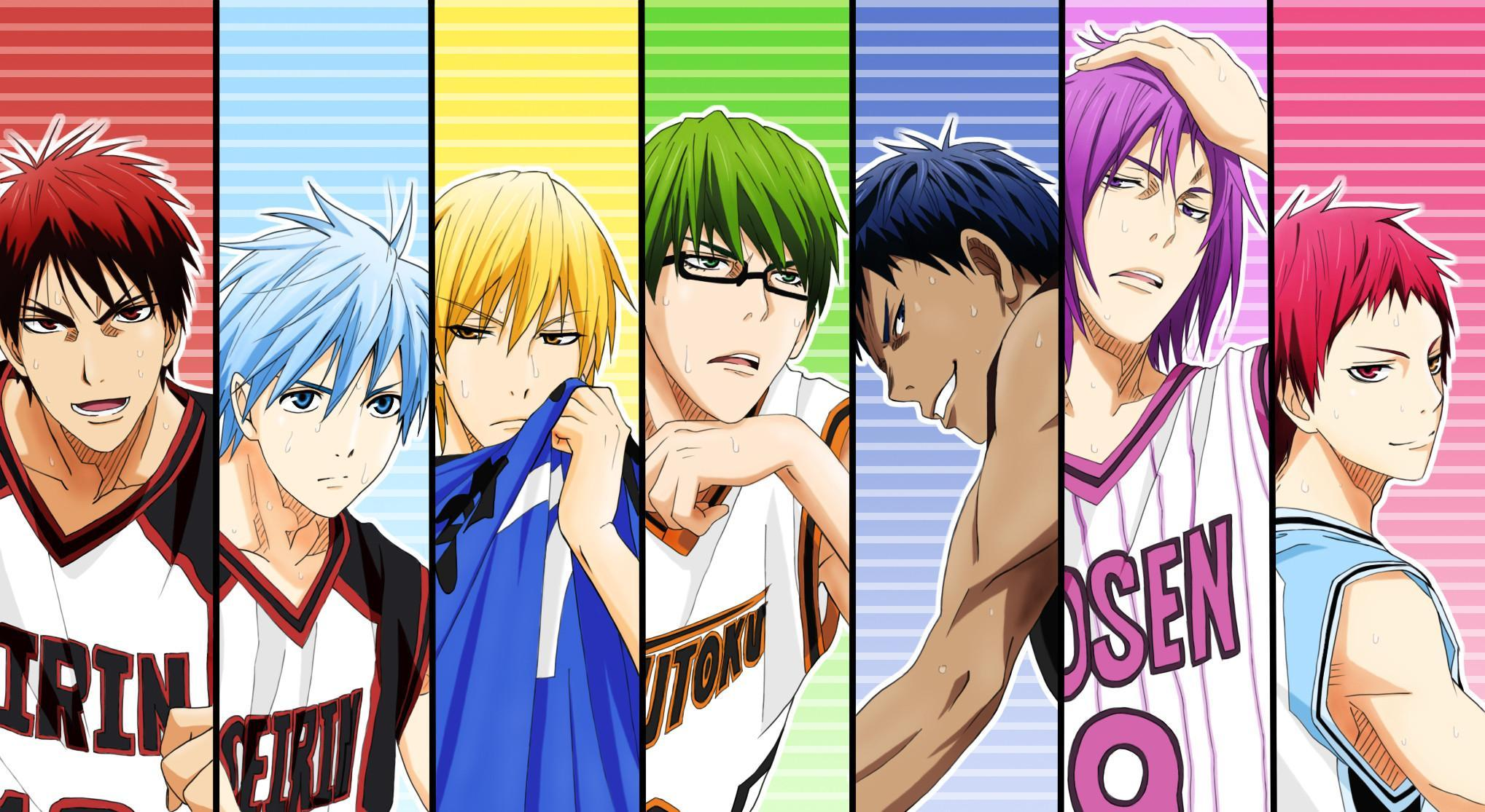 Which is your BEST kuroko no basket character?