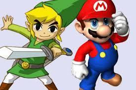 The Legend of Zelda or Mario?