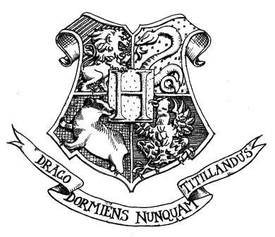 Which Hogwarts house are you in?