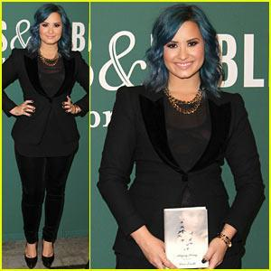 DO YOU THINK DEMI LOVATO BOOK WILL BE GOOD