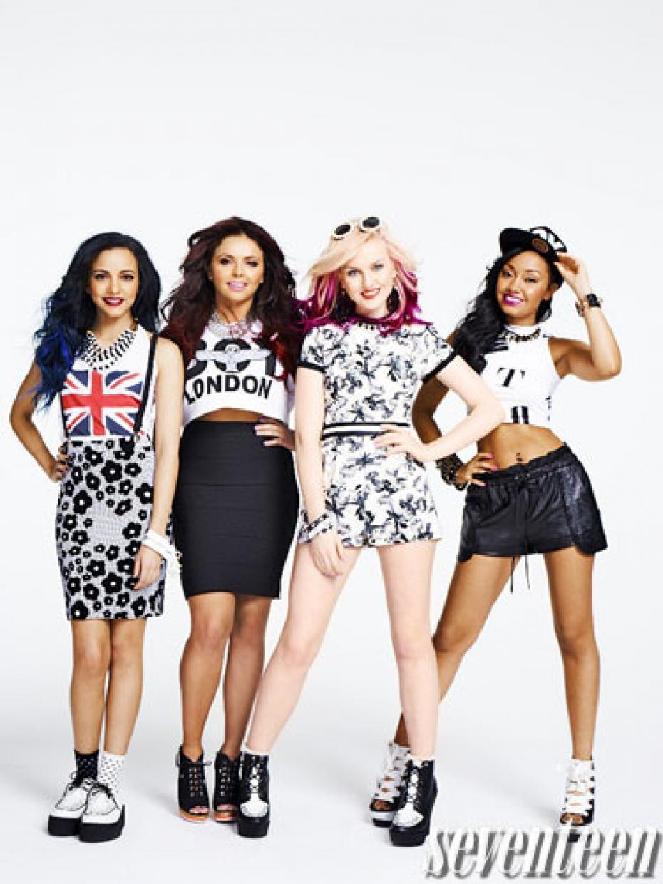 Who's your favourite member of Little Mix?