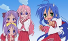 witch Lucky Star character out of the main 4 do you like more~?