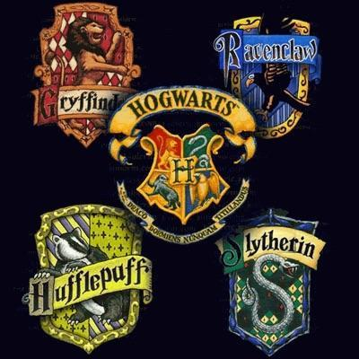 Which House? (Hogwarts houses: Slytherin, Hufflepuff, Ravenclaw, and Gryffindor)