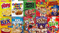 What is Your Favorite Cereal?