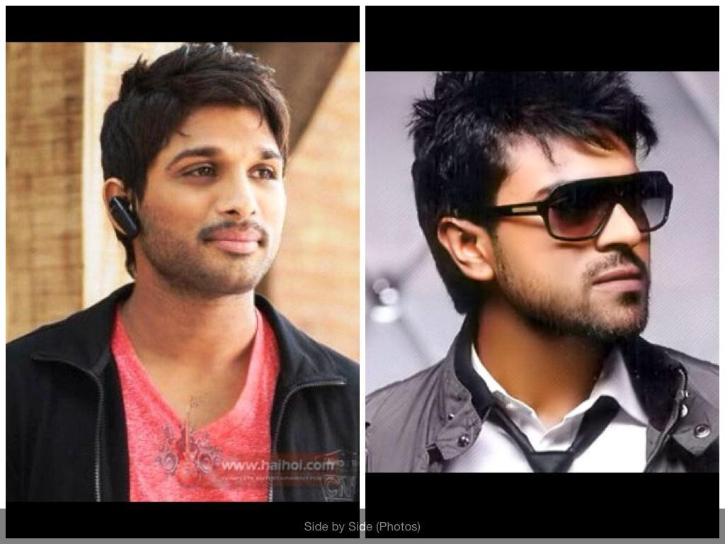 Do you like Allu Arjun more or Ram Charan?