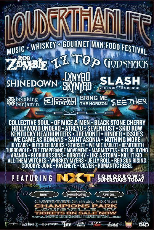 Breaking Benjamin, Godsmack, or Shinedown?