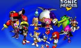 Who is the best Sonic character?
