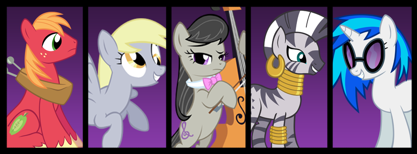 Which one from these MLP characters do you think is best?