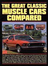 What Classic Muscle Car Is The Best