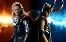 Who's your favourite? Thor or Loki? I'm Loki all the way! <3