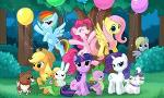 Who is the best from the mane characters of mlp?