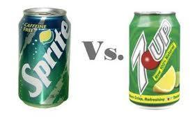 Sprite or 7up?