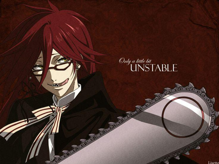 Do you think Grell is a guy or a girl?
