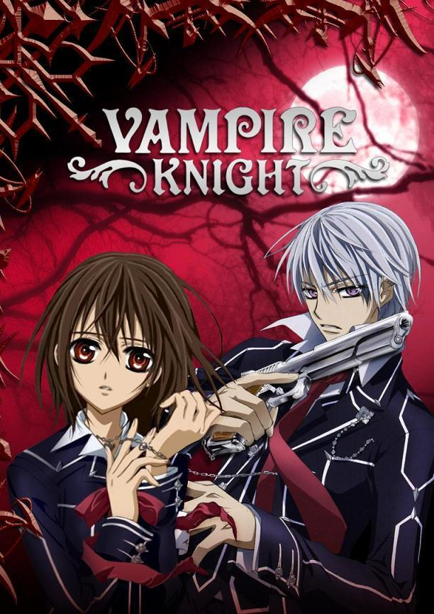 Do you like Vampire Knight?