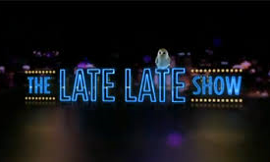 Who did a better job at the late late show?
