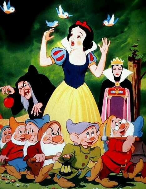 which Snow White photo do you like?