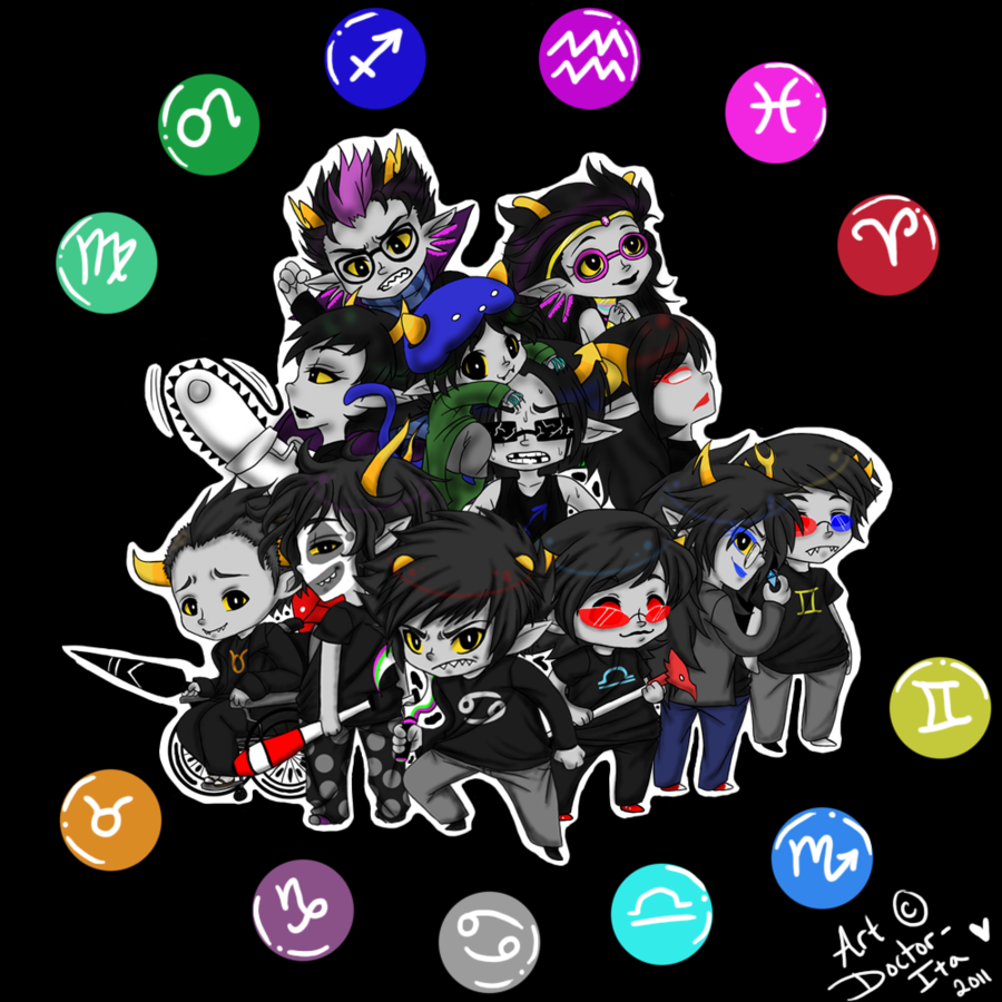 Who is your favorite Homestuck Troll?