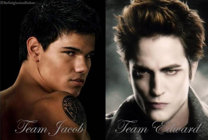 team edward or team jacob