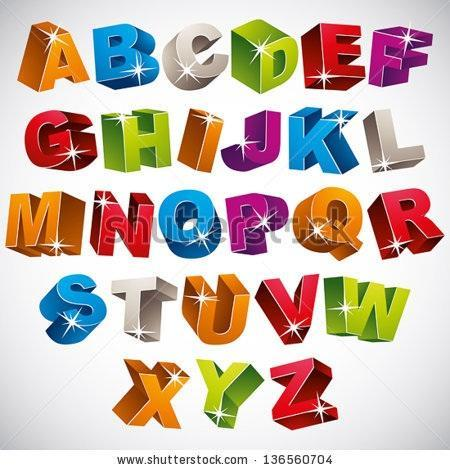 What's your favorite letter of the alphabet?
