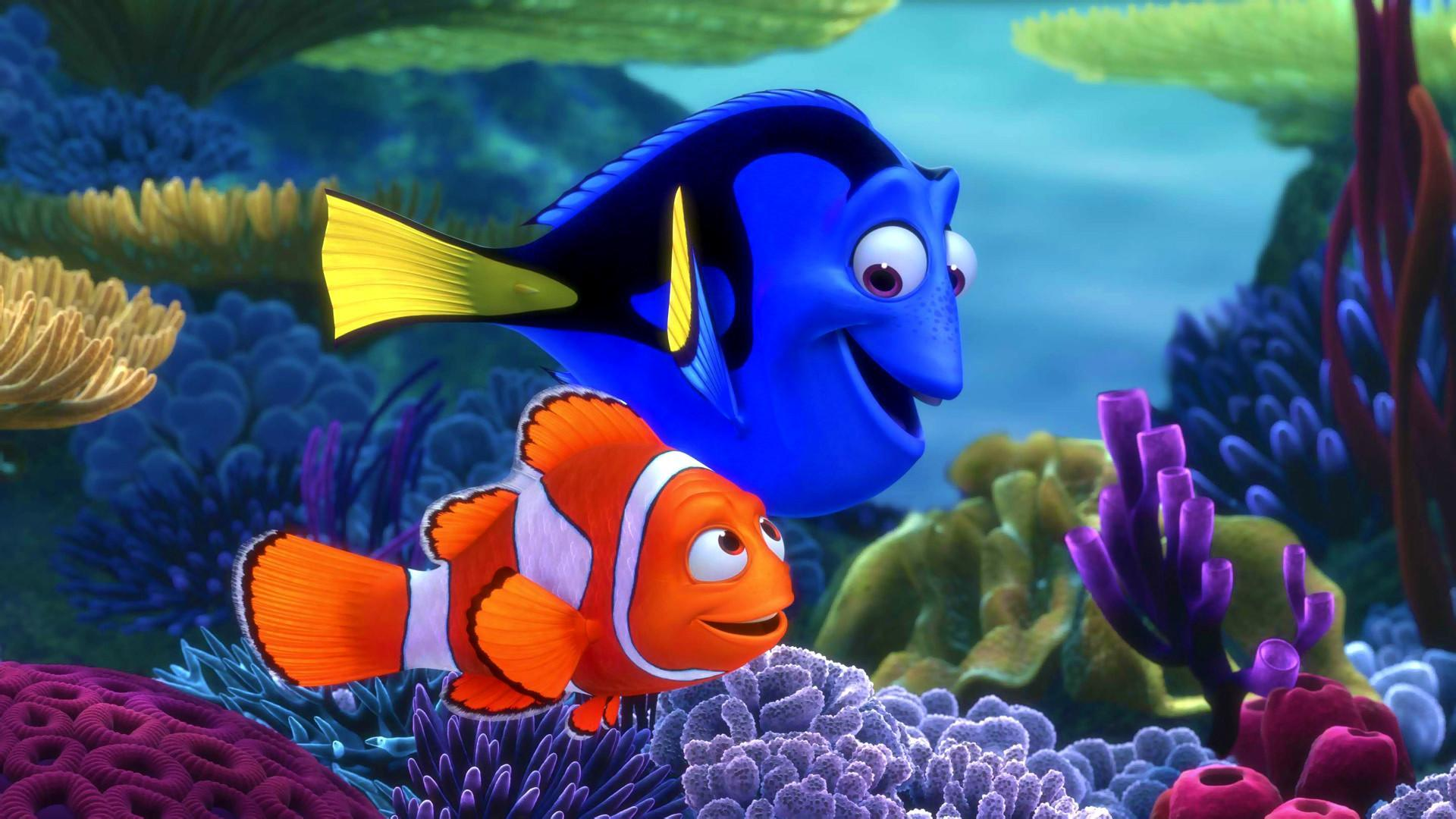 Which movie do you like more: Finding Nemo or Finding Dory?