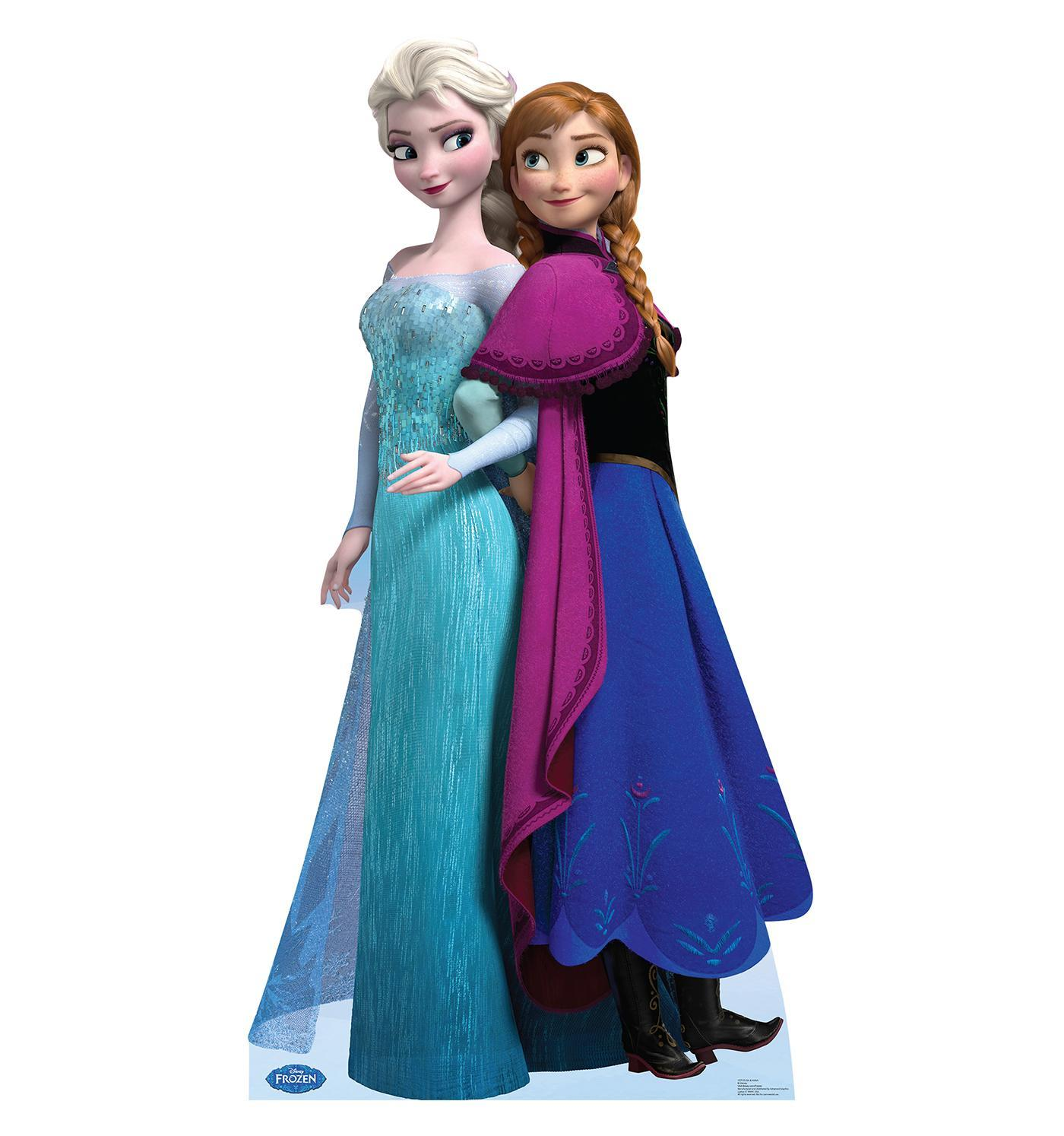 Who is better of Anna and Elsa?