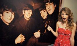 Beatles vs Taylor Swift