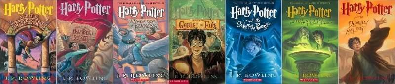 Which Harry Potter Book is Your Favorite? (1)