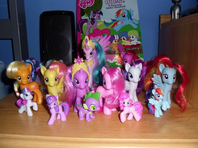 What mlp toy line is your favorite?
