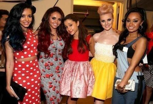 Ariana Grande or Little Mix?