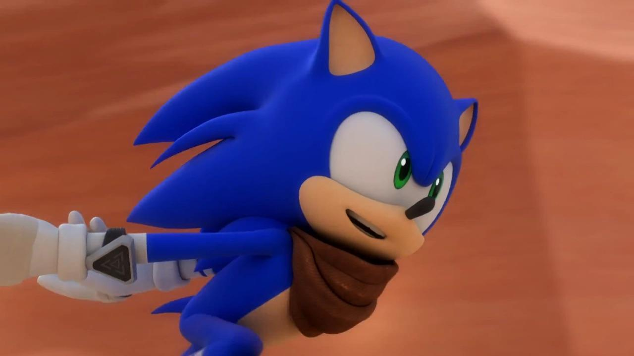 Is anyone excited for Sonic Boom?