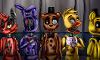What old animatronic is must cute in ART?
