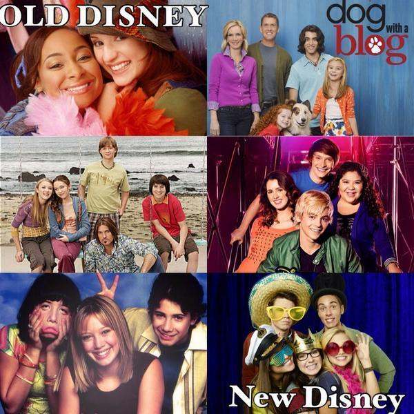 Old Disney or Modern Disney?