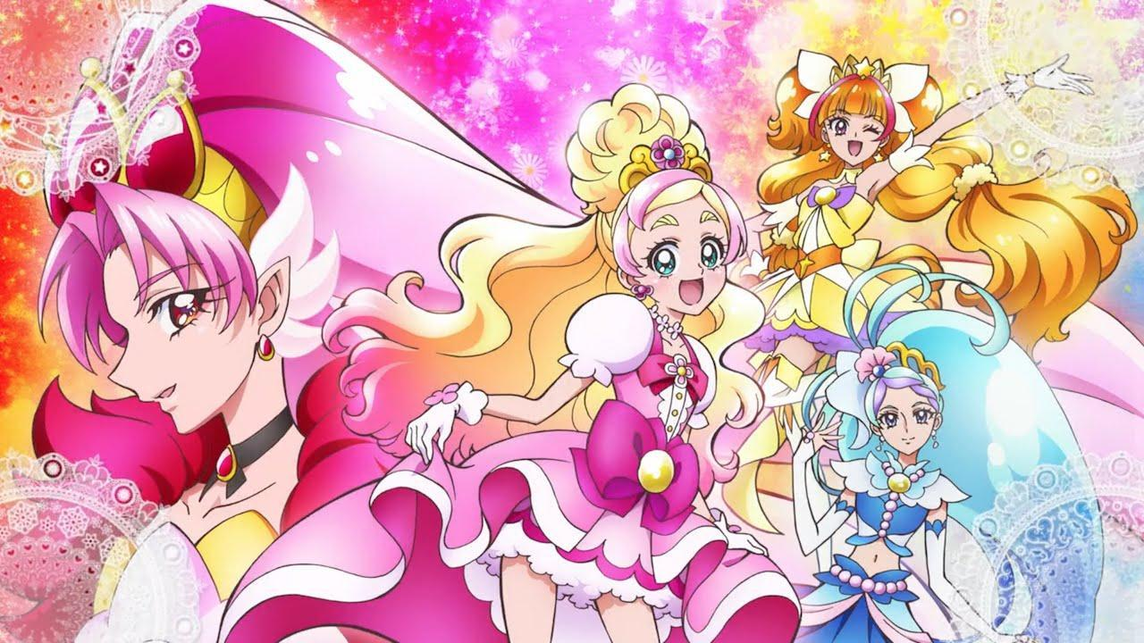 Who is your favorite version of Go! Princess PreCure?