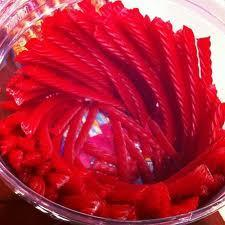Let me just ask... Twizzlers or Redvines?