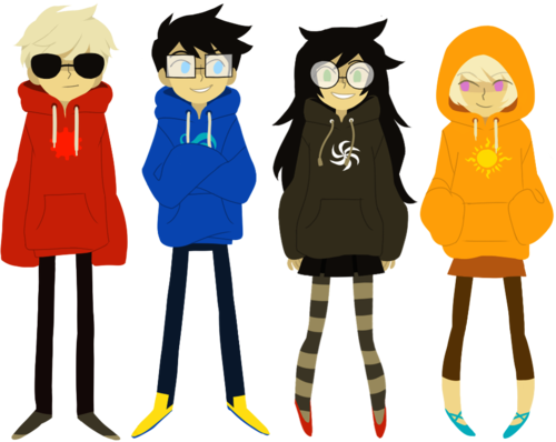 Homestuck- Alpha Kids or Beta Kids