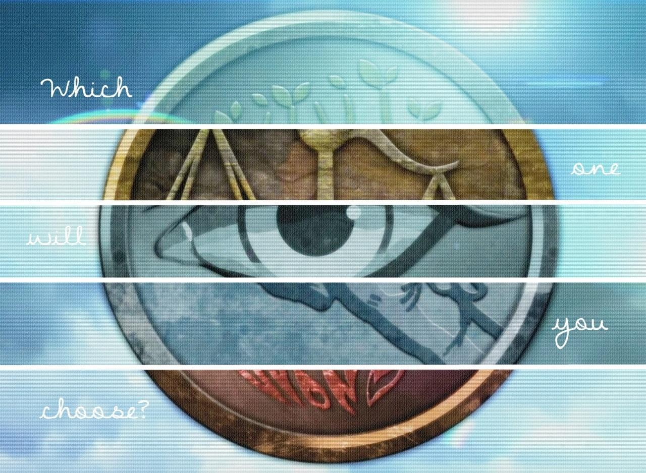 Which Divergent faction is your favorite?
