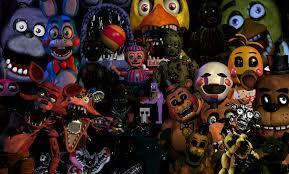 What is your favorite character from Fnaf ?