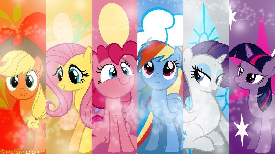 Which Mane 6 is your favorite?