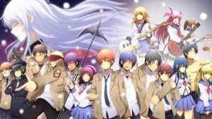 Who would you date? Angel Beats (boys and girls)