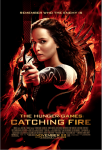 Have you seen Catching Fire yet?