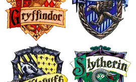 Which Harry Potter House?