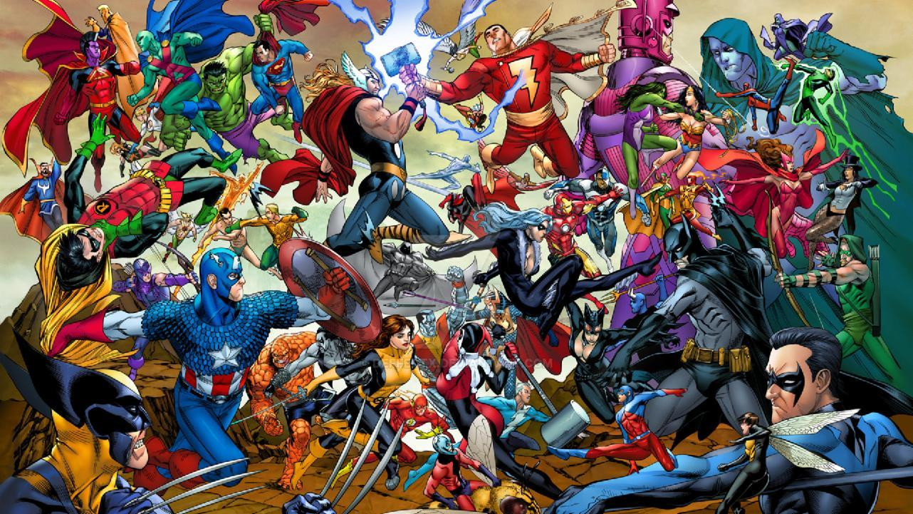 Marvel Or DC (1)
