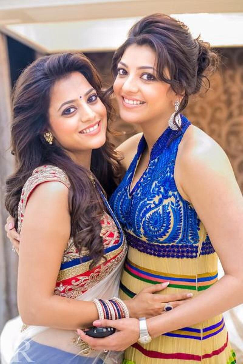 Do you like Kajal Aggarwal or Nisha Aggarwal more?