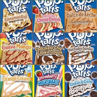 What's your favorite pop tart flavor?