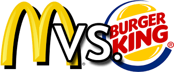 McDonald's or Burger King?