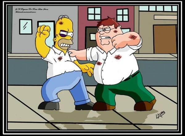 Simpsons or Family Guy?